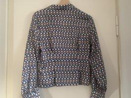 Urban Revivo Zijden blouse veelkleurig Polyester