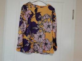 Hallhuber Blouse Shirt multicolored viscose