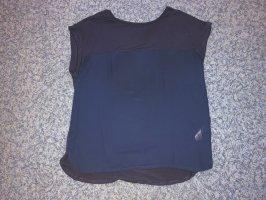 Davantino (per blusa) blu scuro