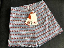 Blutsgeschwister Shorts Some Kind of Wonderful NP 59,95€ Neu mit Etikett