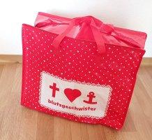 Blutsgeschwister XL Shopper Tasche Beachbag