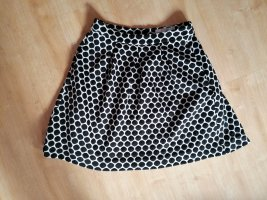 Boden Miniskirt white-black