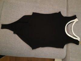 Shirt Body black spandex