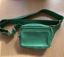 Bodybag bauchtasche echtes Leder aus Italien