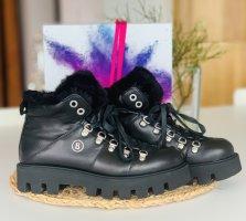 ❤️ Bogner Boots Copenhagen schwarz 38 wie neu Stiefel Snowboots