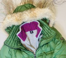 Bogner Fire + Ice Down Coat forest green polyamide