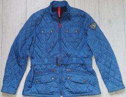 Bogner Fire + Ice Gr.  42/ 44 Damen Steppjacke Blau