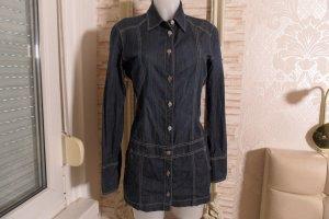Bogner Jeans Hemd / Long-bluse Gr. 38- 40 Blau