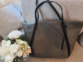 Bogner Borsa shopper marrone-grigio