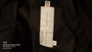 Bogner Vintage Blusenkleid
