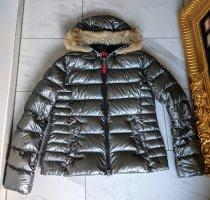Bogner Fire + Ice Winterjack zilver-zandig bruin