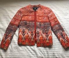 H&M Blazer in jeans multicolore
