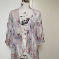 More & More Blouse Jacket multicolored