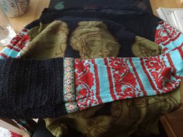 Boho Goa Shirt mit Buddha-Motiv
