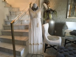 Boho Kleid ,Ibiza Style Gr L Neu Edel