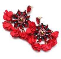 "Boho Love Luxus Statement Ohrringe ""Flamenco"""