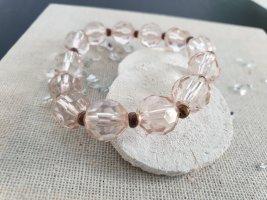 Bracelet rosé-rose clair