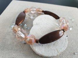 Bracelet rosé-vieux rose