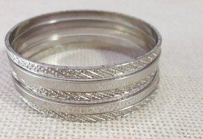 Aus Indien Bransoletka srebrny