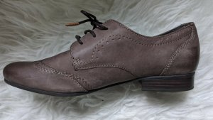 Bonita Wingtip Shoes grey brown