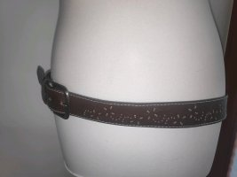 b.p.c. Bonprix Collection Leather Belt multicolored