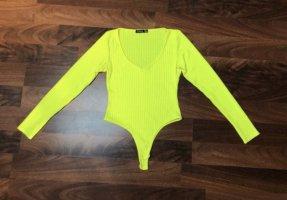 Boohoo Body giallo neon