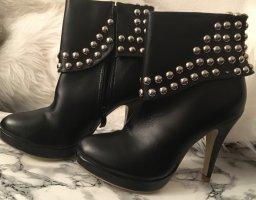 Boot Stiefel schwarz 39 Schuhe