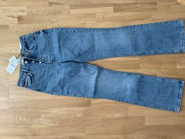 Zara Boot Cut Jeans azure