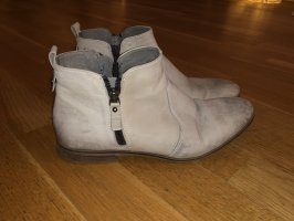 Fifth Avenue Chelsea Boots light grey-grey leather