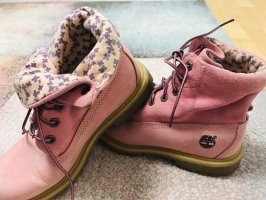 Timberland Lace-up Boots rose-gold-coloured-purple