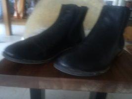 Cm Laufsteg Ankle Boots black leather