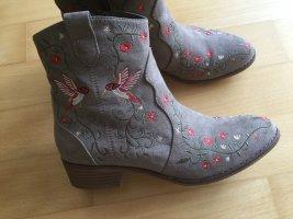 Catwalk Low boot multicolore