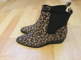 Boots Chelsea Boots Gr 38 Leopardenmuster