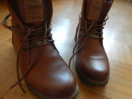 Dockers Botas de tobillo marrón-coñac Cuero