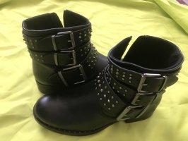 Catwalk Ankle Boots black