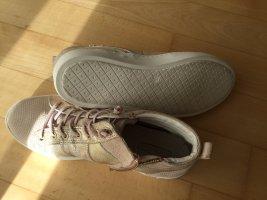 Boots in Leder