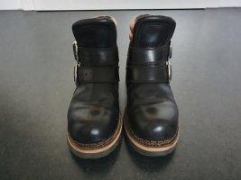 Sancho Desert Boots black