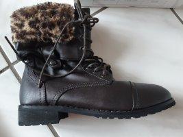 Snow Boots black brown-dark brown