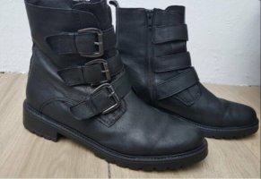 """""""Boots/Stiefeletten mit Reißverschluss"""" von COX, Gr. 40/41"""