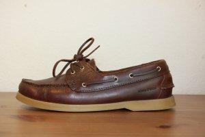 Marc O'Polo Sailing Shoes multicolored leather