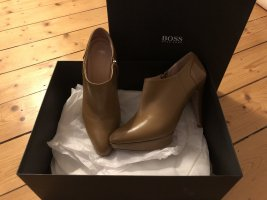 BOSS Ankle Boots mit Plateau