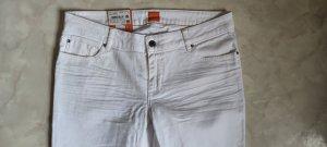 Boss Orange Slim Jeans white