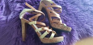 Boss Orange pumps high heels plateau leder gr 38 top