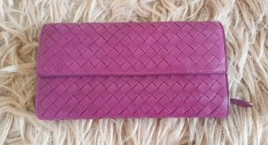 Bottega Veneta Wallet pink-pink leather