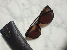 Bottega Veneta Round Sunglasses multicolored