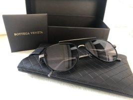 Bottega Veneta Gafas negro-color plata