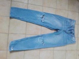 Boyfriend Jeans H&M Gr.34 Destroyed