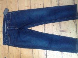 KORAL Boyfriend Jeans blue cotton