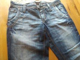 Drykorn Boyfriend Jeans dark blue