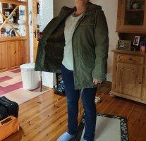 Brandit Outdoor Jacket green grey